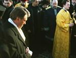 Ющенко заставляет УПЦ МП праздновать 1020-летие Крещения Руси с Филаретом
