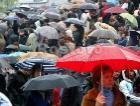 В субботу Москву зальет дождем