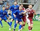 Молодежная сборная Молдавии по футболу сыграет с командой России
