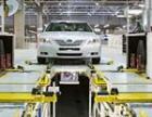 Петербургский завод Toyota остановил конвейер