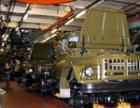 Завод «АМУР», едва не разорившийся из-за заградительных пошлин на иномарки, будет ремонтировать машины Минобороны РФ