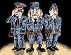 Опрос: кто опаснее милиционера?