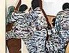 Российский пансионат «Заря» на крымском побережье Азова вновь атаковали рейдеры