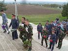 На Кицканском плацдарме прошли торжества, посвященные Дню Победы