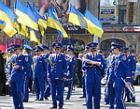 «Жовтоблакитний» День Победы в Киеве (ФОТО)