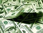 Доллар дешевеет, евро растет
