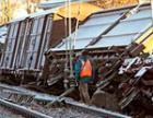 Ряд российских поездов задерживается из-за схода грузового состава на Приволжской железной дороге