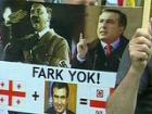 Русские хотят новой войны – Саакашвили
