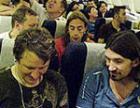 Двое петербуржцев, устроивших пьяный дебош в самолете, оштрафованы на 290 тыс. рублей