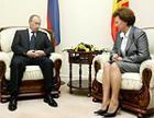 Путин надеется на скорое завершение процесса формирования молдавских властей