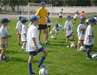 Дания, Швеция и Евроассоциация развития футбола организовали в Приднестровье Открытую школу для юных спортсменов