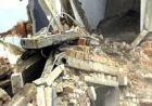 В Москве рухнуло кафе